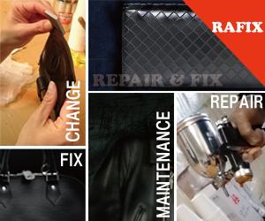 サイフ修理・カバン修理・バック修理はリペア専門店のRAFIXにお任せください