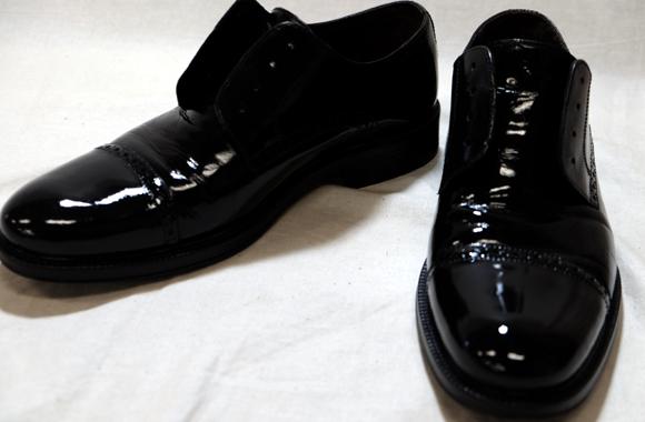 革靴の修理・リペアもお任せ