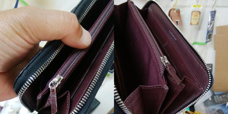 ae3f2b31ff21 弊社では独自に開発したリペア専用の塗料や溶接を使って修理を致しますので、まだまだシャネルの財布を使い続けたいと考えている方は是非弊社にご用命下さい。